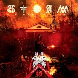 STORM OF LIGHT - Nations To Flames (CD)