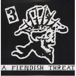 HANK 3, HANK WILLIAMS III - A Fiendish Threat (2LP)