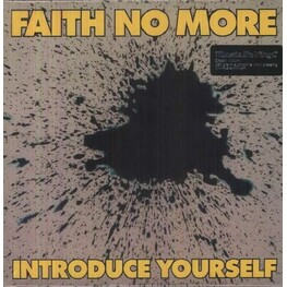 FAITH NO MORE - Introduce Yourself (LP)