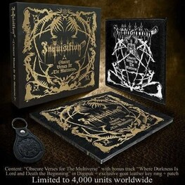 INQUISITION - Obscure Verses For The Multiverse (Digipak Incl. Keyring & Patch) (CD)