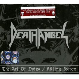 DEATH ANGEL - Art Of Dying And Killing Season, The (2CD)
