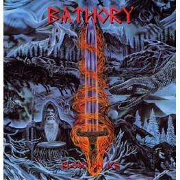BATHORY - Blood On Ice (LP)