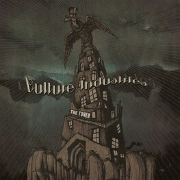 VULTURE INDUSTRIES - The Tower (Green Vinyl) (2LP)