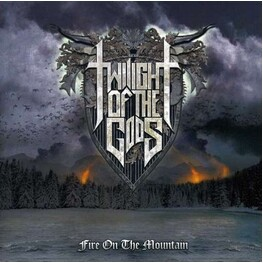 TWILIGHT OF THE GODS - Fire On The Mountain (CD)