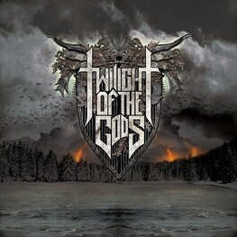 TWILIGHT OF THE GODS - Fire On The Mountain (Orange V (LP)