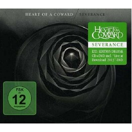 HEART OF A COWARD - Severance (Deluxe Edition) (CD+DVD)