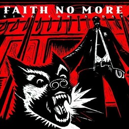 FAITH NO MORE - King For A Day... Fool For A Lifetime (Vinyl) (2LP)