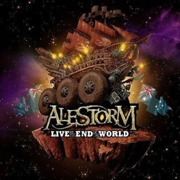 ALESTORM - Alestorm - Live At The End Of The World (Dvd + Cd) (DVD+CD)