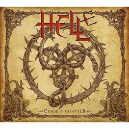 HELL, HELL - Curse & Chapter (Deluxe Edition) (CD+DVD)
