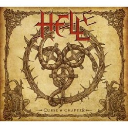 HELL, HELL - Curse & Chapter (CD)
