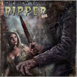 FRANCESCO DE MASI, SOUNDTRACK - New York Ripper (Vinyl) (LP)