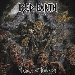 ICED EARTH - Plagues Of Babylon (Deluxe Edition) (CD+DVD)
