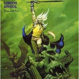 CIRITH UNGOL - Frost & Fire (CD)