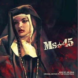 SOUNDTRACK - Ms.45 (Vinyl) (LP)