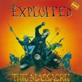 THE EXPLOITED - Massacre, The (Special Edition) (CD)