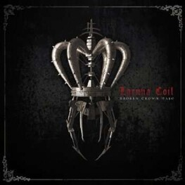 LACUNA COIL - Broken Crown Halo (Deluxe Edition) (CD+DVD)