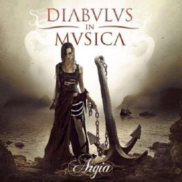 DIABULUS IN MUSICA - Argia (CD)