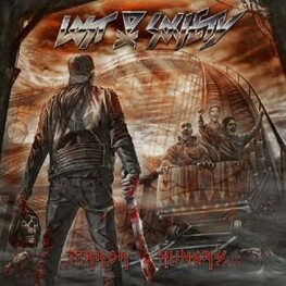 LOST SOCIETY - Terror Hungry (Limited Edition) (CD)