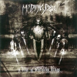 MY DYING BRIDE - A Line Of Deathless Kings (CD)
