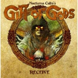GIFT OF GODS - Receive (CD)