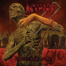 AUTOPSY - Tourniquets, Hacksaws And Graves (Limited Edition Media Book) (CD)