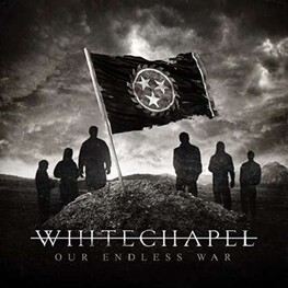 WHITECHAPEL - Our Endless War: Deluxe Edition (Bonus Dvd) (CD+DVD)