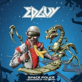 EDGUY - Space Police - Defenders Of The Crown (CD)