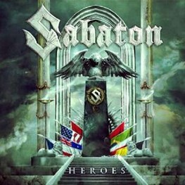 SABATON - Heroes (Limited Edition) (CD)