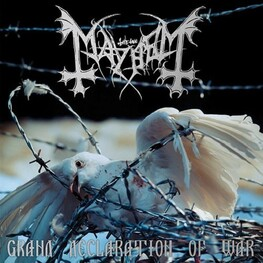 MAYHEM - Grand Declaration Of War: Deluxe 2cd Edition (Reissue) (2CD)