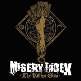 MISERY INDEX - Killing Gods (CD)