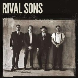 RIVAL SONS - Great Western Valkyrie (Vinyl) (LP)