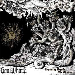 GOATWHORE - Constricting Rage Of The Merciless (CD)