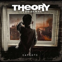 THEORY OF A DEAD MAN - Savages (Dlcd) (2LP)