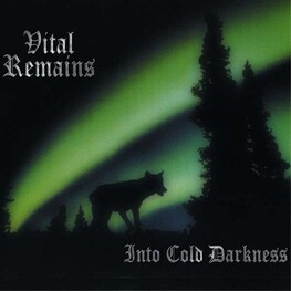 VITAL REMAINS - Into Cold Darkness (180g) (LP)