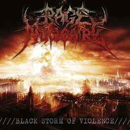 RAGE NUCLEAIRE - Black Storm Of Violence (CD)