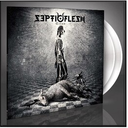 SEPTIC FLESH - Titan (White Vinyl) (2LP)