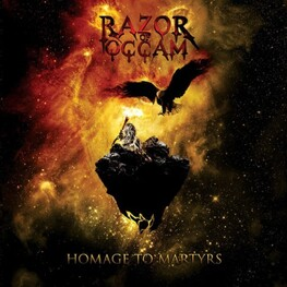 RAZOR OF OCCAM - Homage To Martyrs (CD)