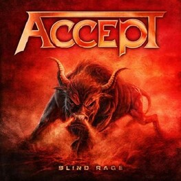 ACCEPT - Blind Rage (Limited Dvd Edition) (CD + DVD)