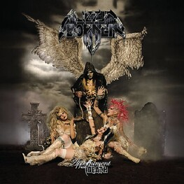 LIZZY BORDEN - Appointment With Death (CD)