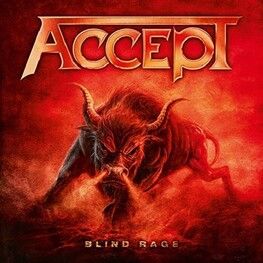 ACCEPT - Blind Rage -box- (4CD)