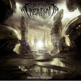 BEYOND CREATION - Earthborn Evolution (CD)