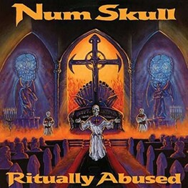 NUM SKULL - Ritually Abused: Reissue (CD)