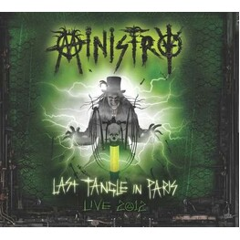MINISTRY - Last Tangle In Paris: Live 2012 Defibrila Tour (CD)
