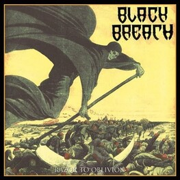 BLACK BREATH - Razor To Oblivion (LP)
