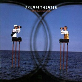 DREAM THEATER - Falling Into Infinity (2lp Black Vinyl, Hand Numbered, Gatefold Sleeve) (2LP)