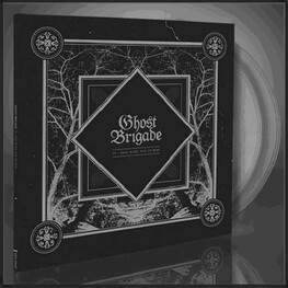 GHOST BRIGADE - Iv - One With The Storm (Silver Vinyl 2lp) (2LP (180g))