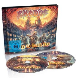 EXODUS - Blood In Blood Out (Limited Edition) (CD + DVD)