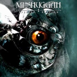 MESHUGGAH - I (Special Edition) (CD)