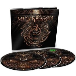 MESHUGGAH - Ophidian Trek, The (Limited Edition Dvd Pack) (2CD + DVD)