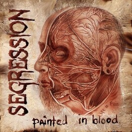 SEGRESSION - Painted In Blood (CD)